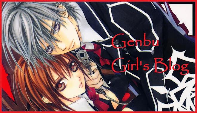 Genbu-girl's Blog