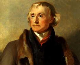 Thomas Jefferson, el tercer presidente de Los Estados Unidos de América y, un profeta.