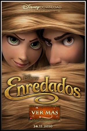 Enredados Disney poster 1