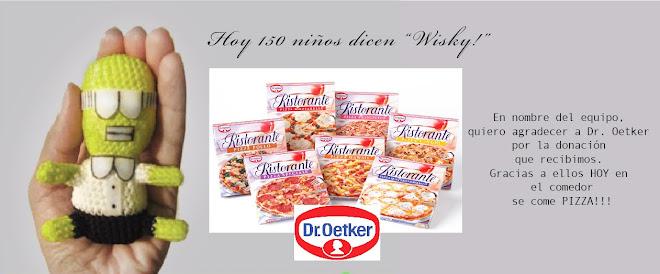**Gracias DR. OETKER!!!**