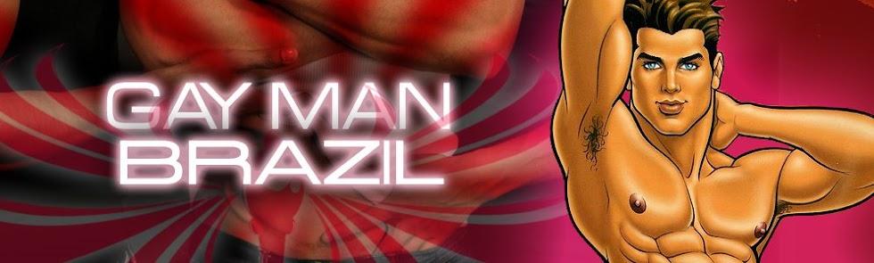 Gay Man Brazil