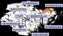 Landskapet Södermanland