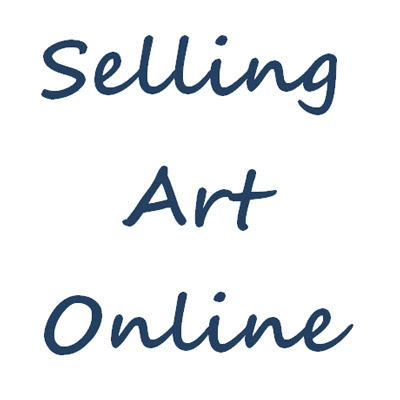 Selling art online resources for artists is my latest information