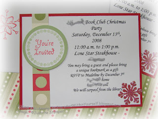 Among the starsd within yourself book club christmas party book club christmas party invitations solutioingenieria Image collections