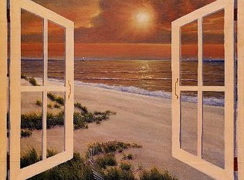 Window of Dreams by Diane Romanello