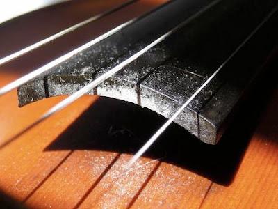 Violin by Peter Considine