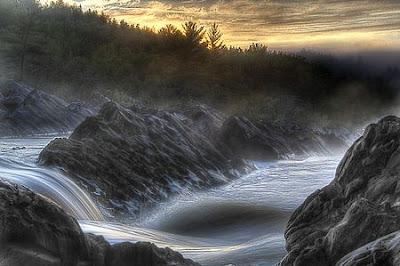 River Awakening by Natham Eigenfeld