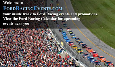Fordracingevents.com | Ford Racing Events Sweepstakes