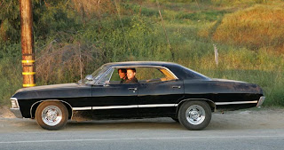 TVCars  Supernatural