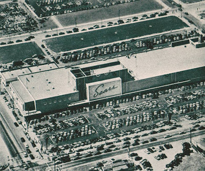 Pleasant Family Shopping Sears Roebuck And America