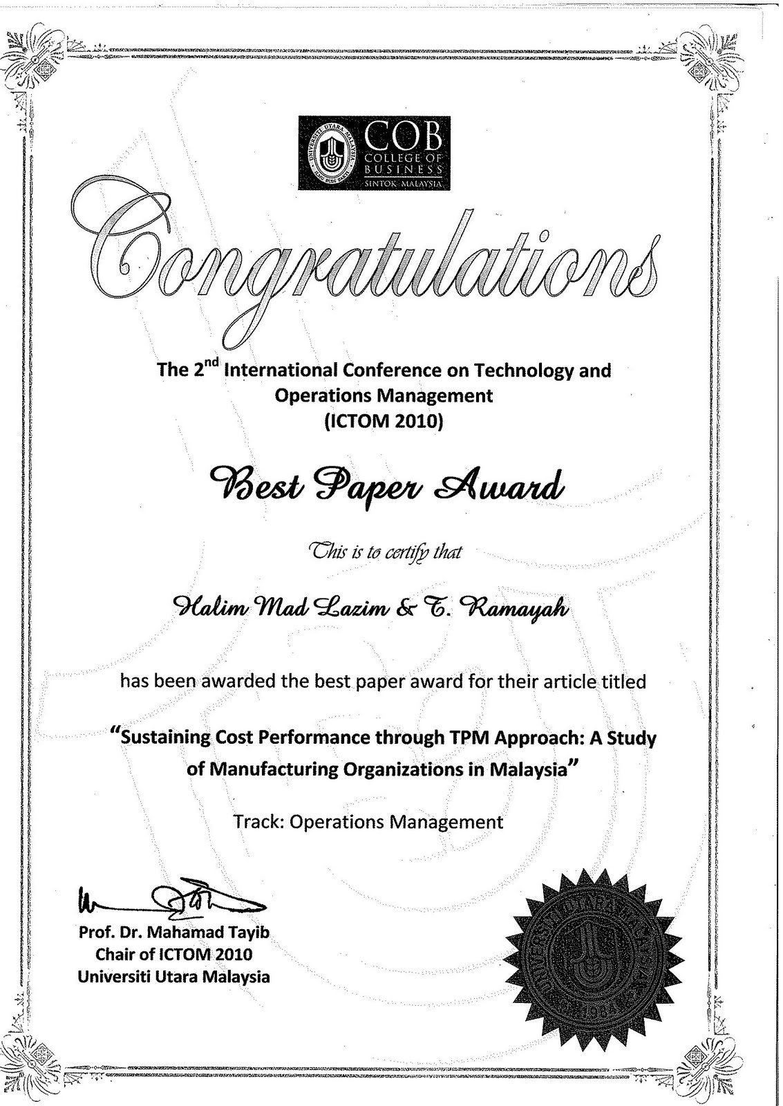 Best paper certificate template image collections certificate best paper certificate template gallery certificate design and best performance certificate template images templates example best yadclub Gallery