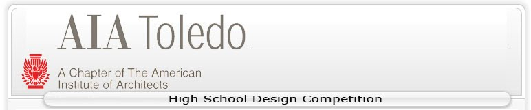 AIA Toledo High School Design Competition Blog