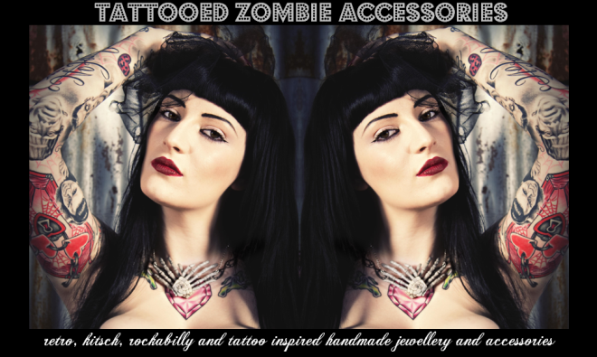 The Tattooed Zombie