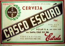 Rótulo Antiga Cervejaria Polar de Estrela-RS