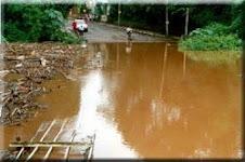 Enchente Rio Taquari  2003