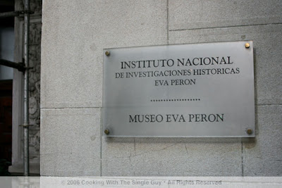the life and legacy of eva peron a political and spiritual leader of argentina Spiritual leader of the nation of argentina profligate—eva peron was to take part in public political life her detractors in argentina had often accused.