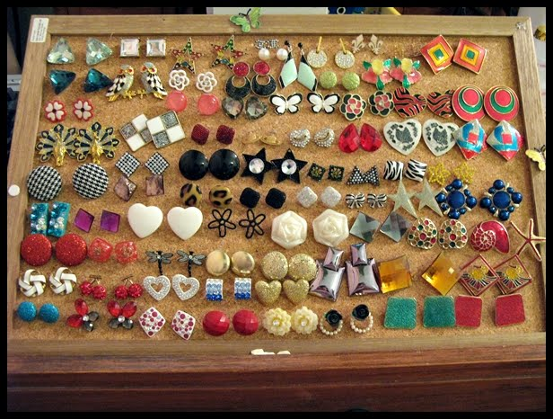 Stud Earring Collection