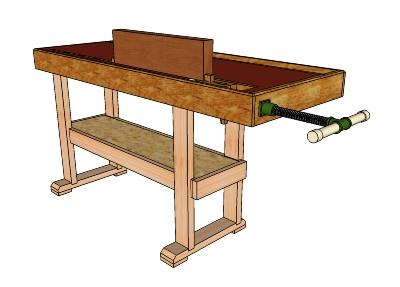 new yankee workbench plans