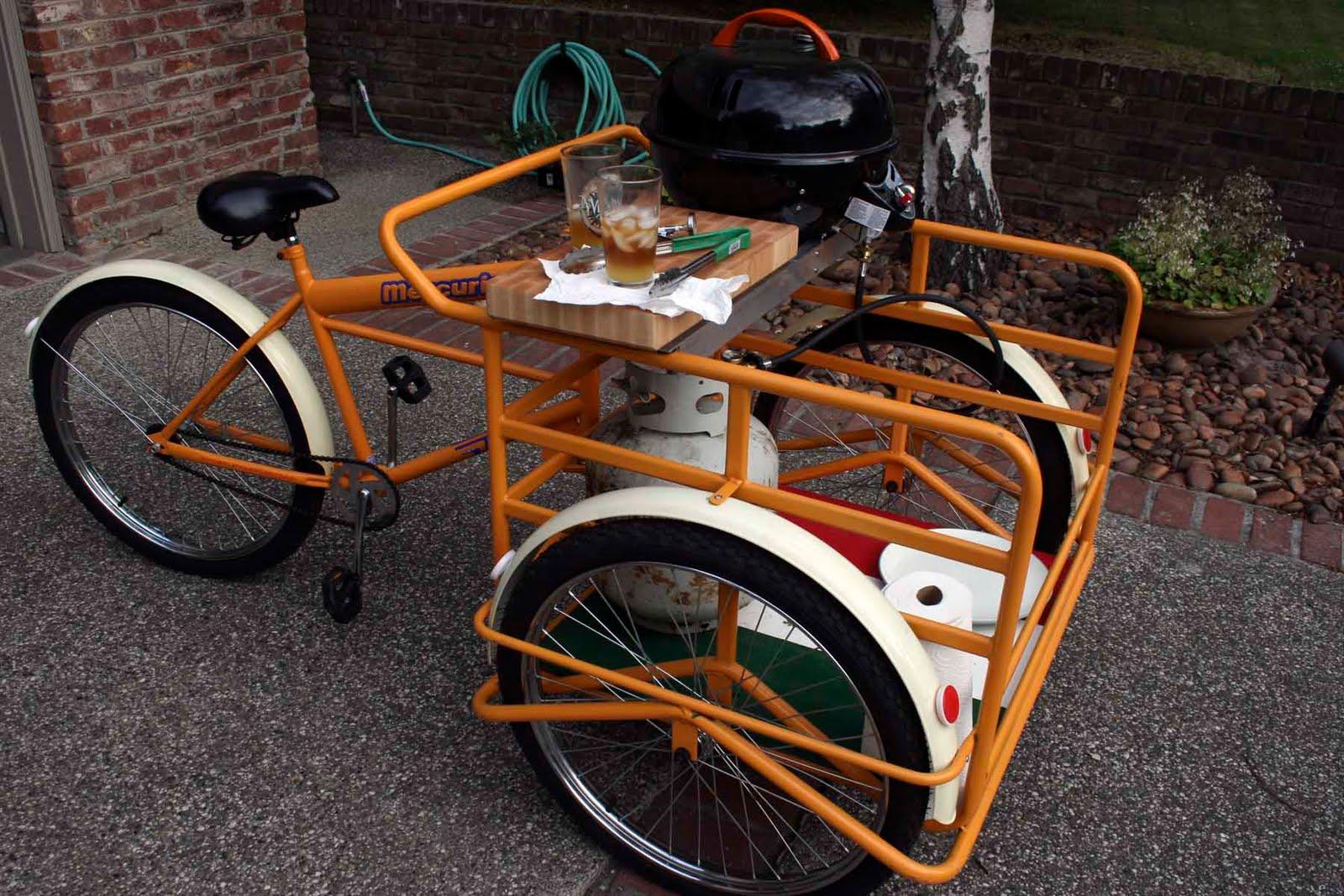 Comida con Pablo: Bike Cart Jamaican Barbecue