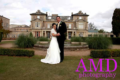 An Amazing Wedding Venue And Couple