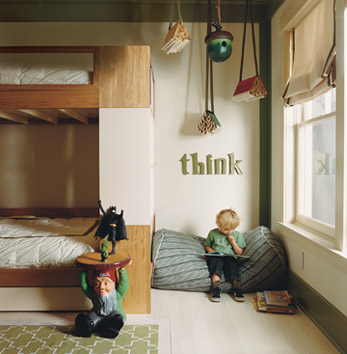 The boo and the boy reading nooks for kids for Kids reading corner ideas