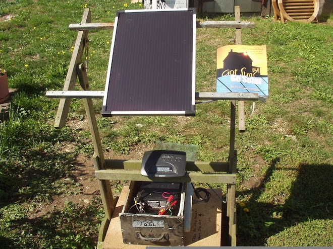 We teach simple solar too...