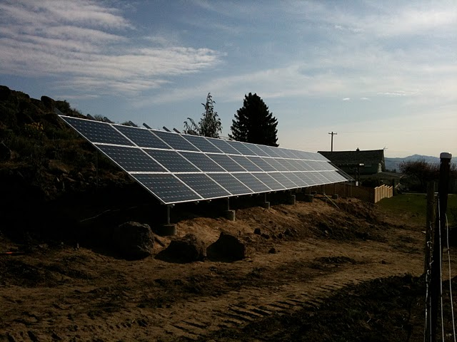 10 kWh installed at The Wilridge Winery