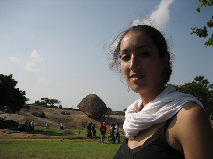 """Mahabalipuram - """"Der Stein"""""""