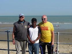 Dan, Tejesh and Mike Edson