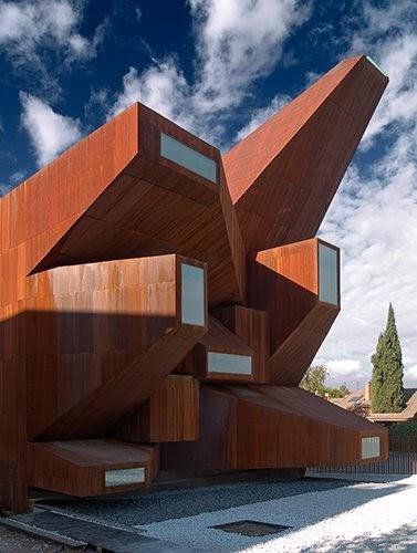 El blog de peregrino chaparrito iglesia de santa m nica for Arquitectura sacro