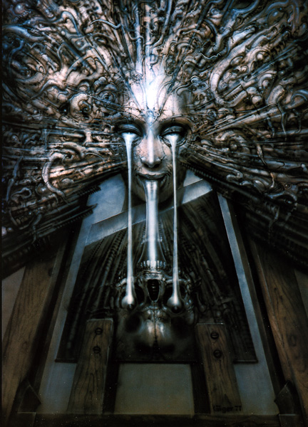 the life and art of hr giger Stanislav grof, the pioneer of consciousness research, interprets hr giger's visionary world from the perspective of transpersonal psychology.