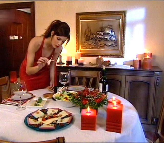 Romantik masa hazırlamaq təklifi