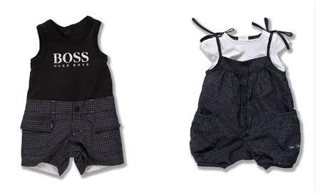 nueva coleccin de moda para bebs de boss