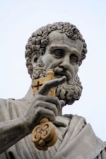 Saint Pope Peter, Prince of the Apostles, First Sovereign Pontiff of the Roman Catholic Church
