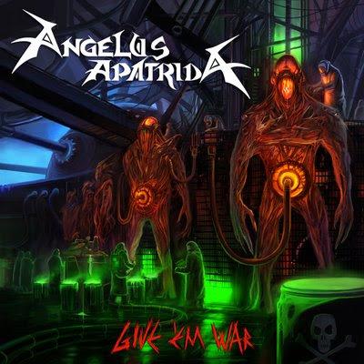 Discografía de Angelus Apatrida Giveemwarfrontgn8