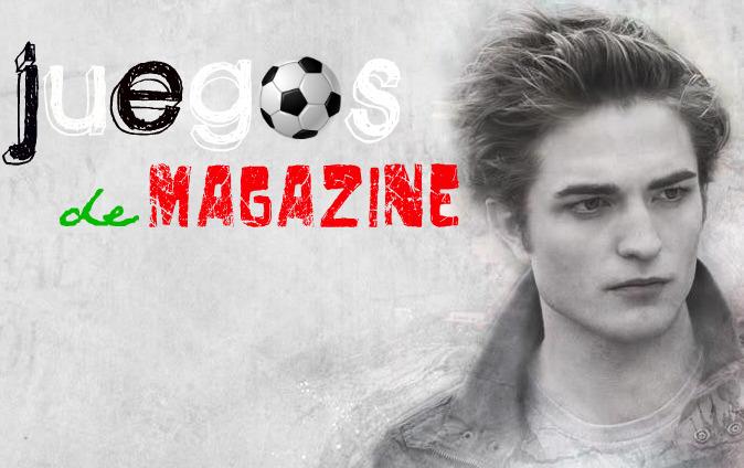 **Juegos de Magazine**