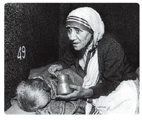 mother teresa impact on the world