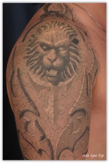 The Best Of Tattoos 3d Tattoos