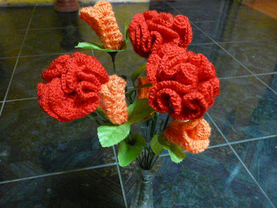 CLAVEL A CROCHET | MIS MANUALIDADES JEANNETTE ALVANESES