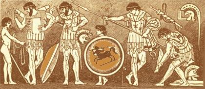 PELOPONESIAN WARS