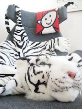 Tigerpläd