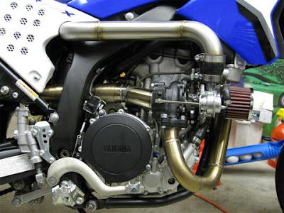 WR250X turbo kit