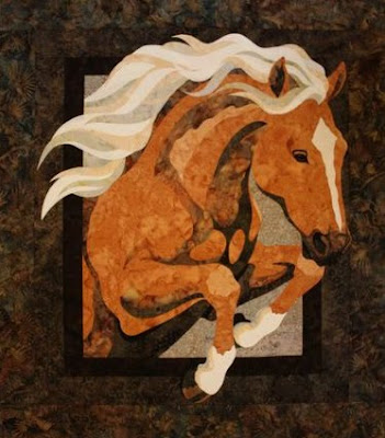 Quilt Patterns With Horses : HORSE QUILT PATTERNS Browse Patterns