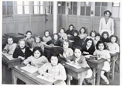 ECOLE CLIGNANCOURT 1950-1951 Classe CP - 7