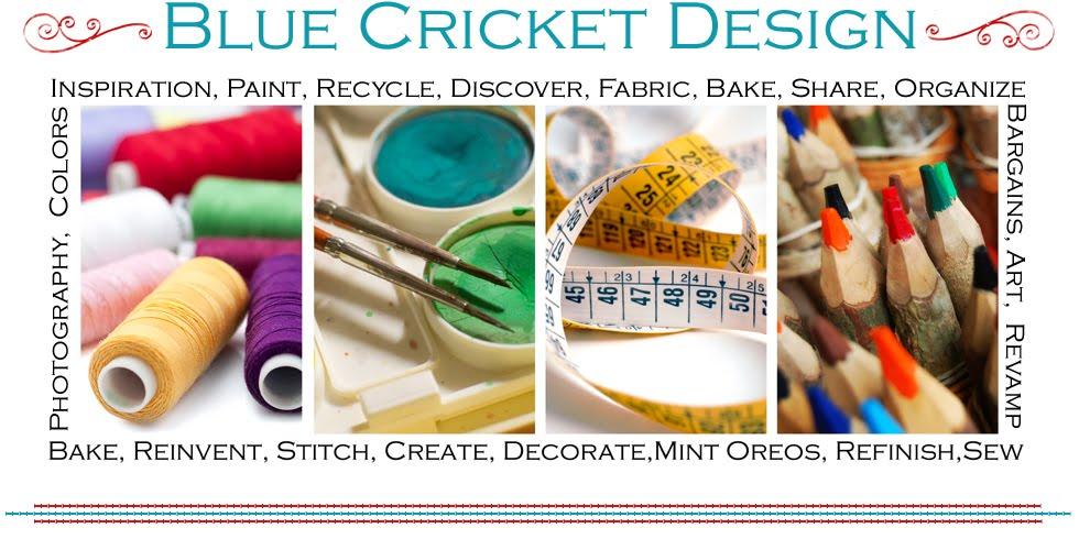 Blue Cricket