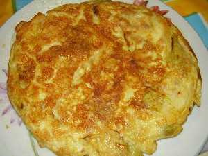 Tortilla de Ajos