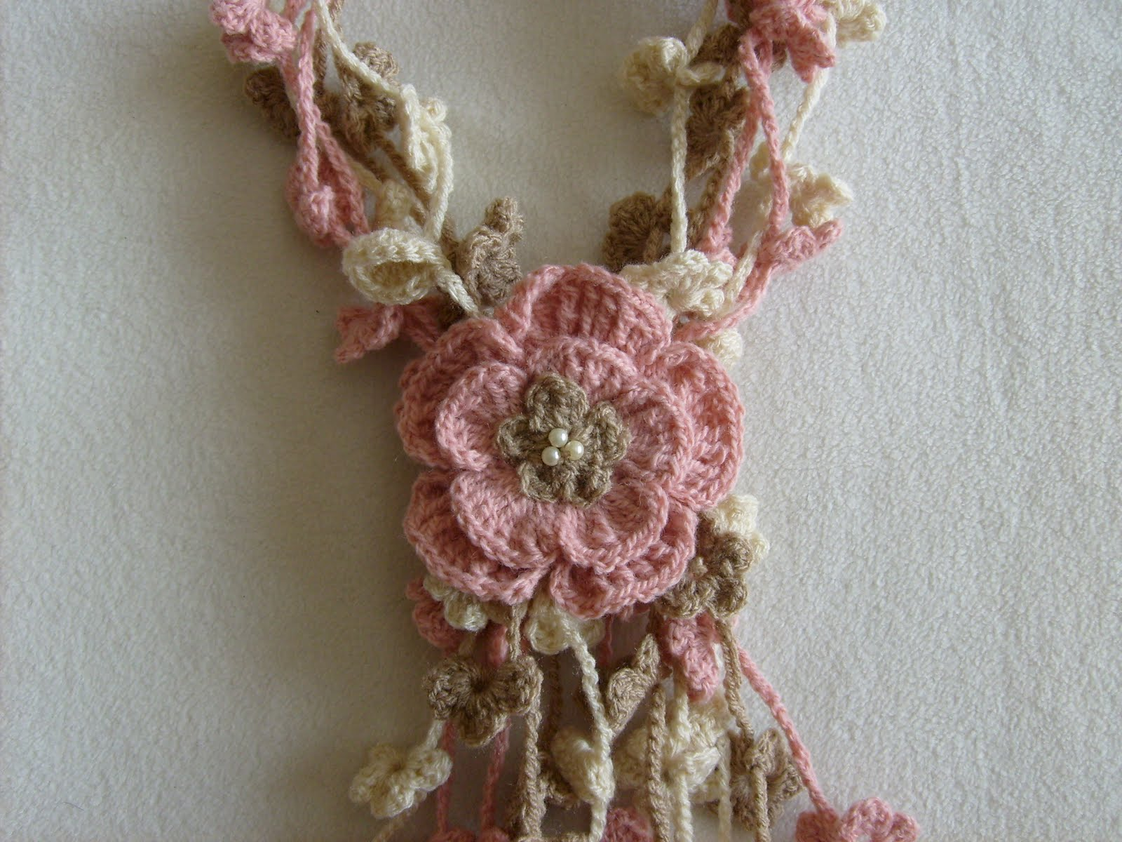 Como Hacer Bufandas De Crochet