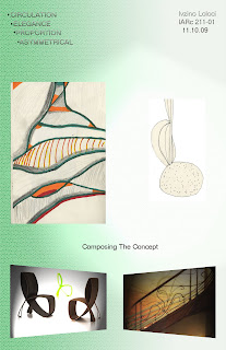 hand drawing, chair and stairs inspirations