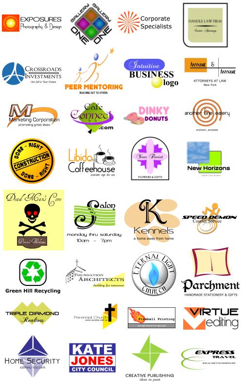 Free Company Logos design
