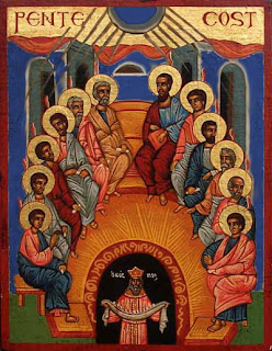 pentecost Anchored on God: Life in the liturgical year